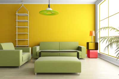 Analogous color or related color schemes interior color for Kleurcombinaties interieur