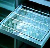 kitchen drawer - Glass Storage Drawer