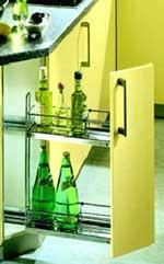 kitchen drawer - Pullout Storage Cupboard