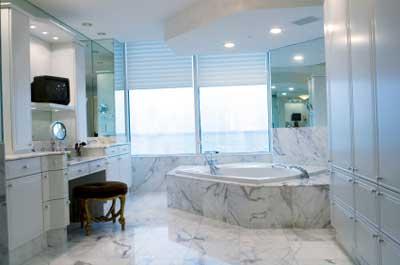 Luxury Marble Designer Bathroom