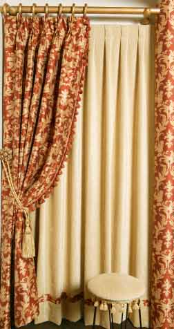 Curtain Accessories Photographs For Window Treatment Ideas