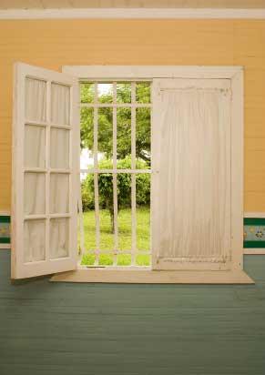 Dormer Window Curtain Ideas Home Interior Decorating