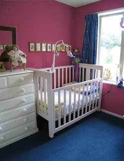 Baby Bedroom Ideas | Chrome-Dog