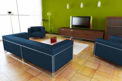 Modern Living Room Color