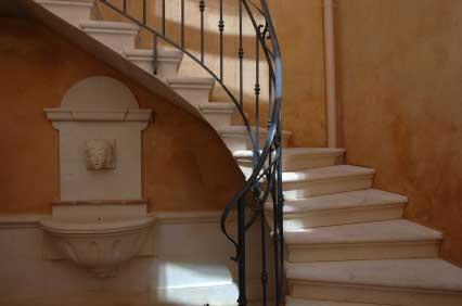 Advertise with interiordezine.com - elegant stair design