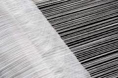 Acrylic weaving