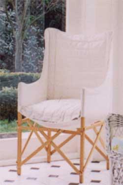 White, elegant in it's simplicity.