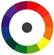 12 Hue Color Wheel