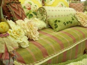French Country Decorating Fabric and Colors