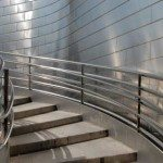 Circular Staircase Stainless Steel