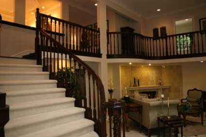 What are stairs? Correct design of a staircase means that not only is the journey safe and comfortable but is also aesthetically pleasing.