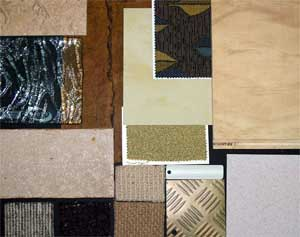 Color Texture And Pattern For Home Interior Design And Decorating